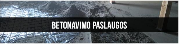 betonavimo_darbai